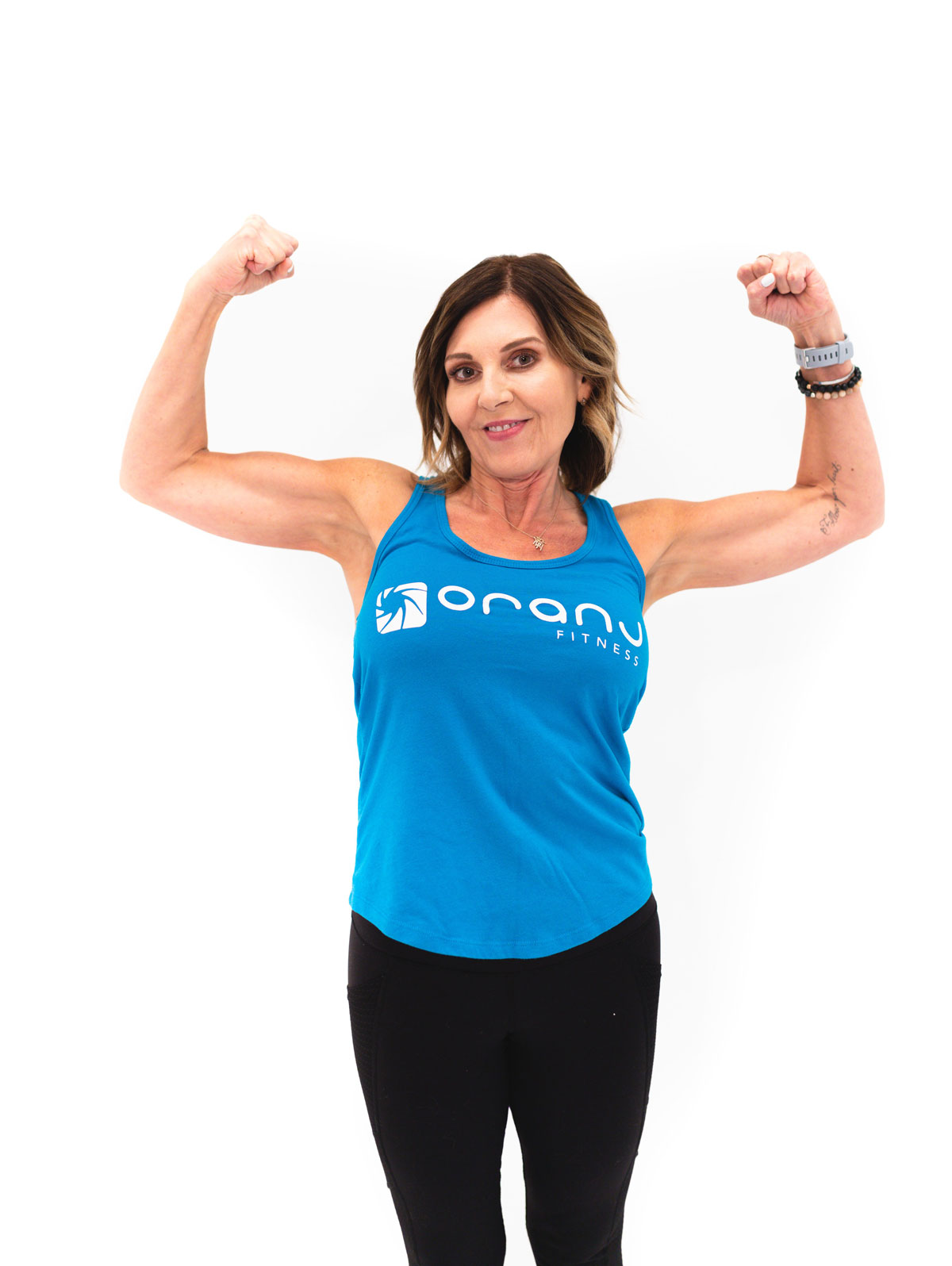 Louise Grant Oranj Fitness Studio