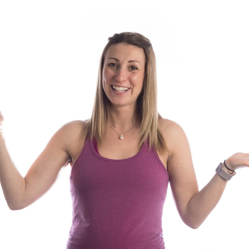 Ashleigh Patey Oranj Fitness