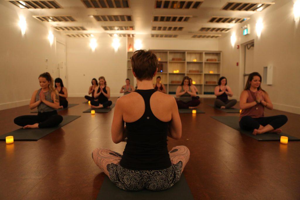 meditation in Aridrie Alberta Oranj Fitness