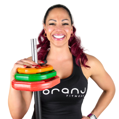 Naticia MacDougall from Oranj Fitness