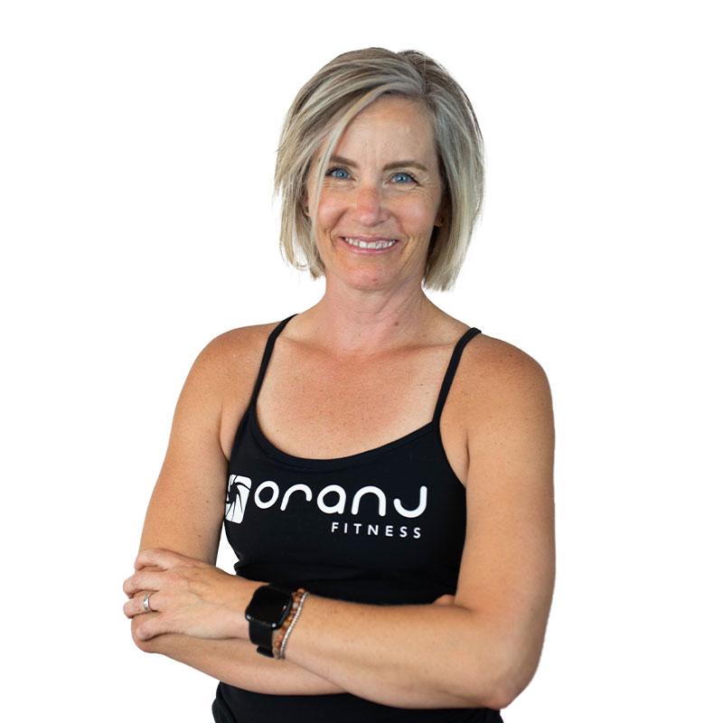 Erin Macaig oranj fitness