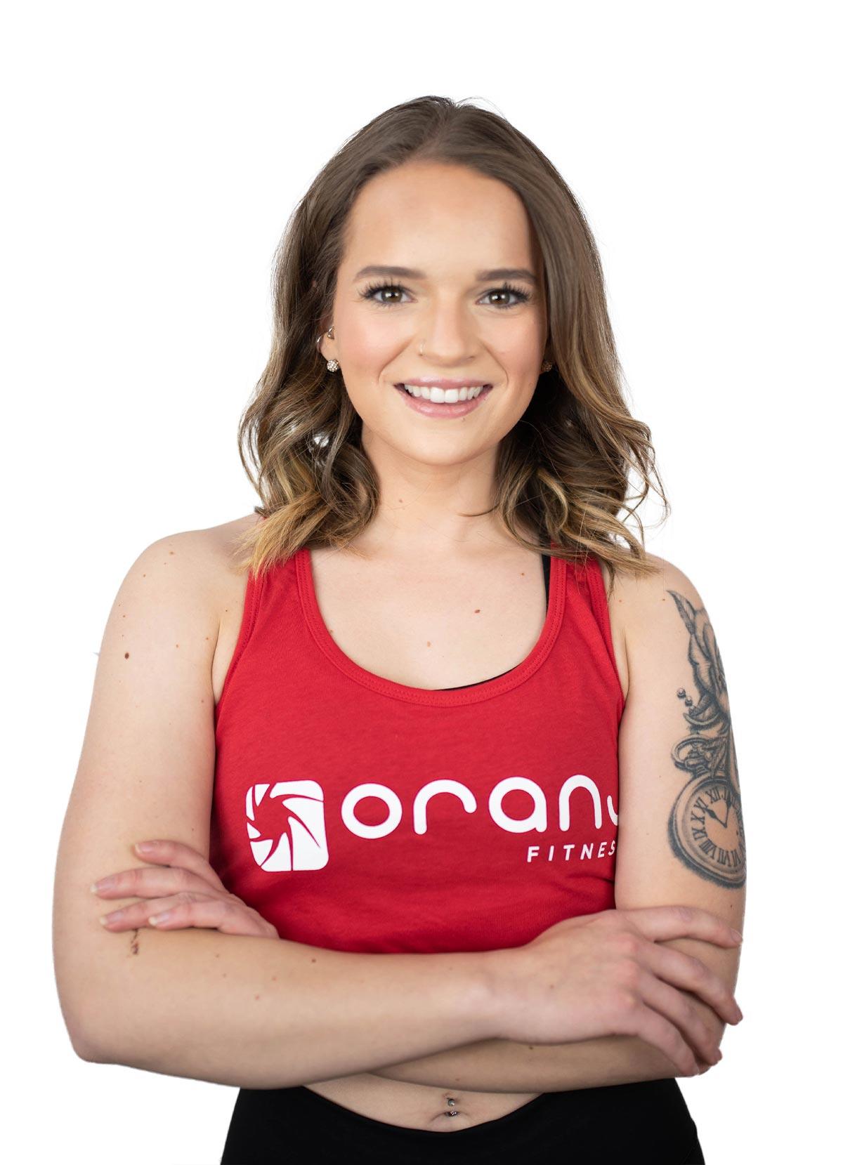 Mackenzie Carr oranj fitness