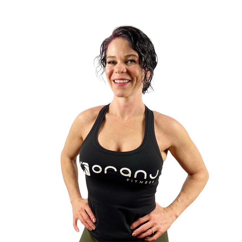 Aimee Tillaart Oranj Fitness