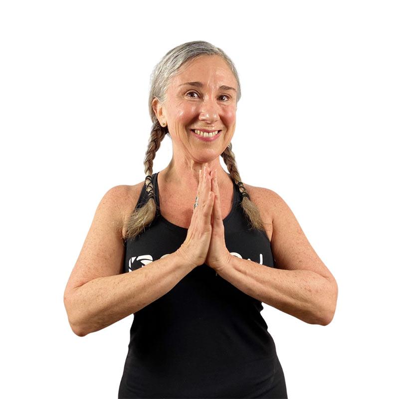Andrea Jordan Oranj Fitness