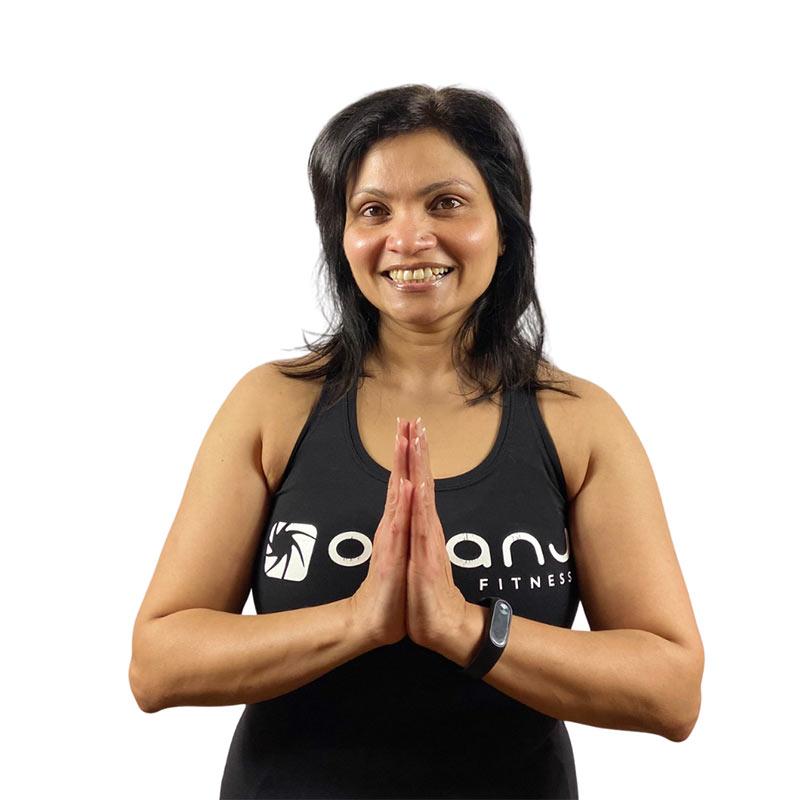 Kaurobi Pandit Oranj Fitness