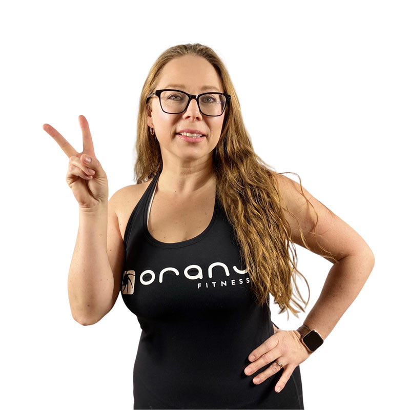 Olivia Martineau Oranj Fitness